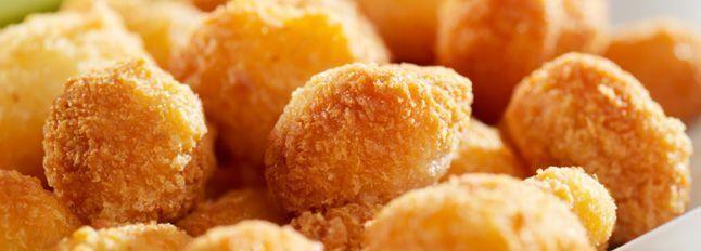 Frittelle al formaggio
