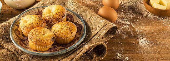 Muffin Galbanino e semi