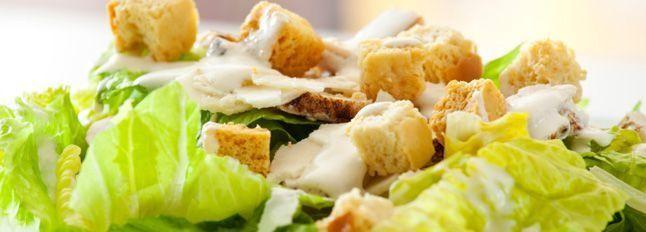 Pollo in insalata con Galbanino