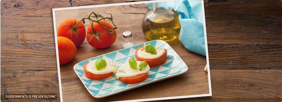 Pomodori al forno con Galbanino