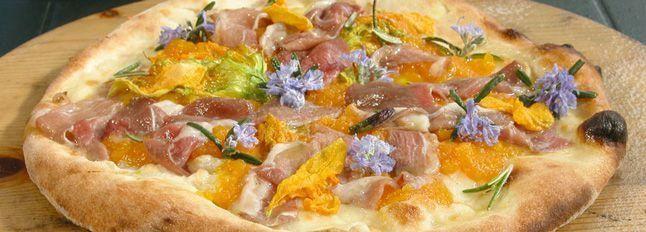 Pizza raggio di sole