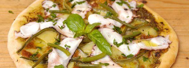 Pizza riviera ligure