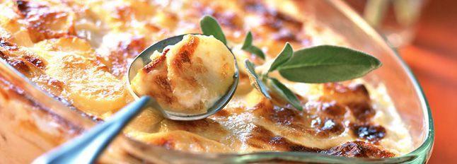 Torta di patate con Galbanino
