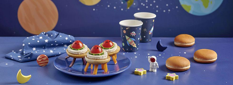 UFO snack