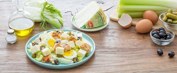 Le 10 migliori ricette di insalatone