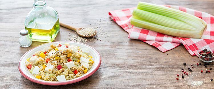 Le 10 migliori ricette con quinoa