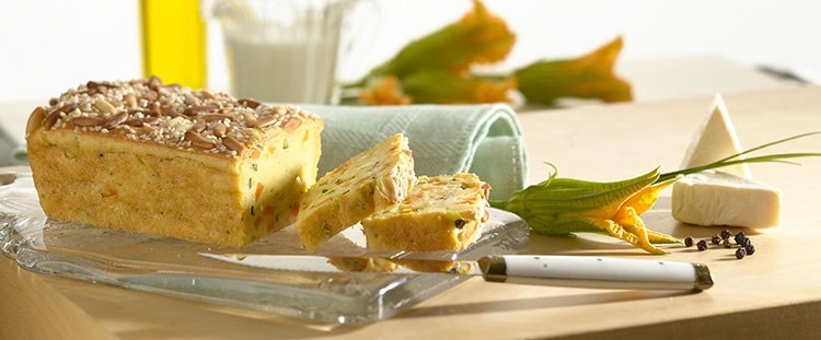 Le 10 migliori ricette di terrine di verdura