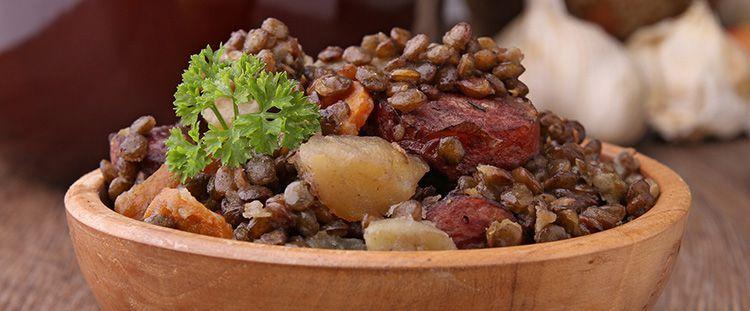 Le 10 migliori ricette con legumi