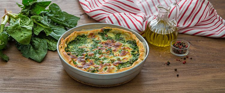 Le 10 migliori ricette con spinaci